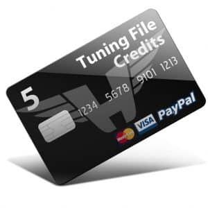 Tuning Credit